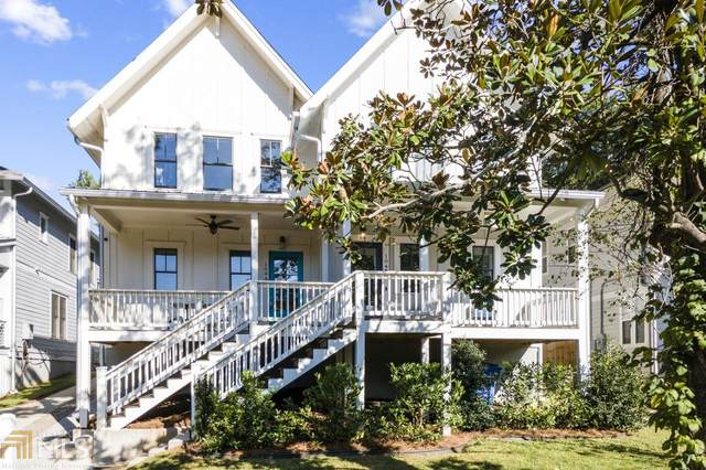 104 Cleveland St A, Atlanta, GA 30316 (MLS #8861525) :: Crown Realty Group