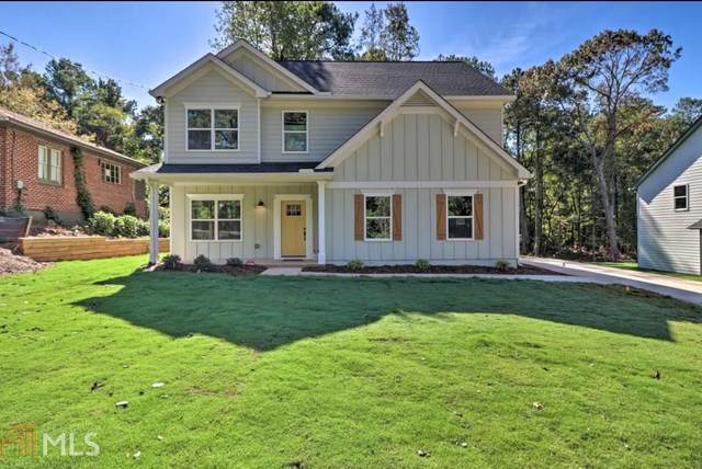 2405 Mcafee Rd, Decatur, GA 30032 (MLS #8861549) :: Crown Realty Group