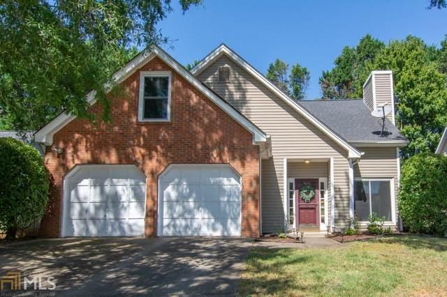 485 Brown Thrasher Ct, Alpharetta, GA 30009 (MLS #8861566) :: Scott Fine Homes at Keller Williams First Atlanta