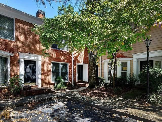 7500 Roswell Rd #94, Sandy Springs, GA 30350 (MLS #8861585) :: Scott Fine Homes at Keller Williams First Atlanta
