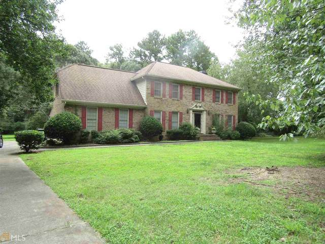 105 Creekview Trl, Fayetteville, GA 30214 (MLS #8861591) :: Military Realty