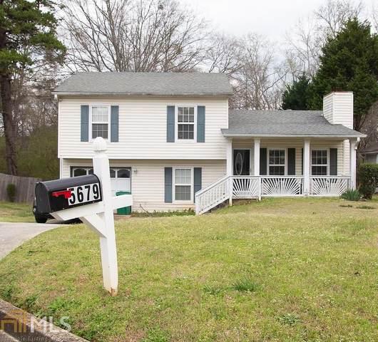 5679 La Fleur Trl, Lithonia, GA 30038 (MLS #8861638) :: Buffington Real Estate Group