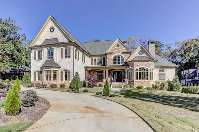 45a Mount Paran Rd, Atlanta, GA 30327 (MLS #8861709) :: Bonds Realty Group Keller Williams Realty - Atlanta Partners