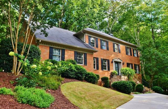 642 Tommy Aaron Dr, Gainesville, GA 30506 (MLS #8861800) :: Bonds Realty Group Keller Williams Realty - Atlanta Partners