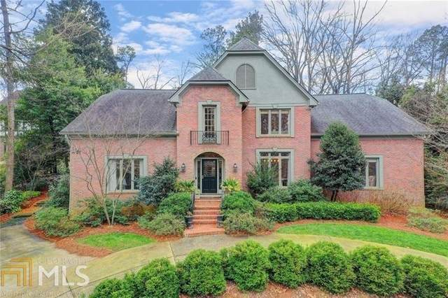 6000 River Chase Cir, Sandy Springs, GA 30328 (MLS #8861986) :: Military Realty