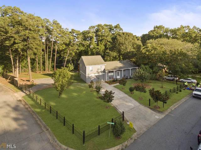 2435 Rolling View Dr, Smyrna, GA 30080 (MLS #8862107) :: Military Realty