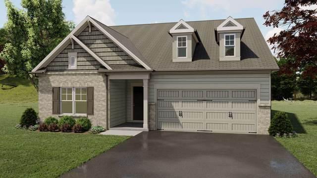 876 Newshaw Way 30 A, Lawrenceville, GA 30046 (MLS #8862132) :: Keller Williams Realty Atlanta Partners