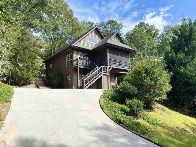 672 Zeppelin Strasse, Helen, GA 30545 (MLS #8862164) :: Buffington Real Estate Group