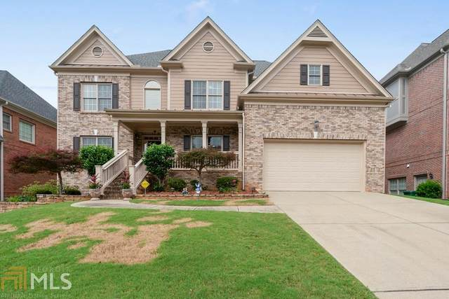 9819 Talisman Drive, Alpharetta, GA 30022 (MLS #8862223) :: Keller Williams Realty Atlanta Partners
