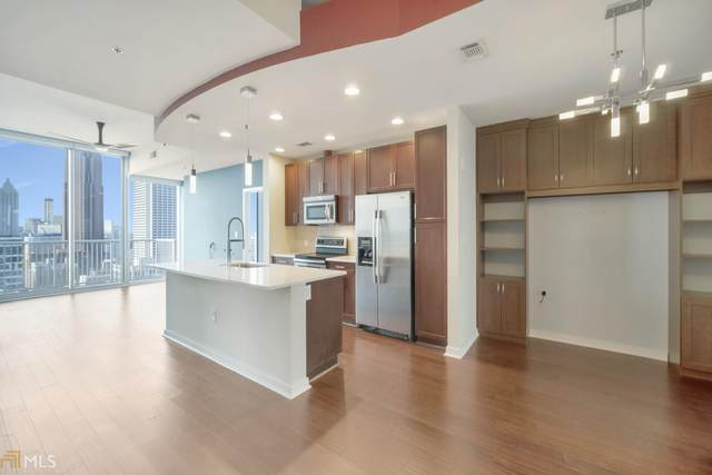 855 Peachtree #3009, Atlanta, GA 30308 (MLS #8862234) :: Team Reign