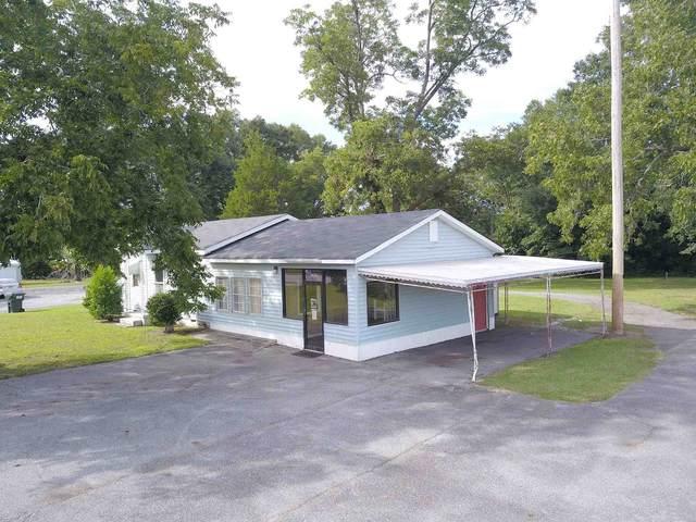 110 Main St, Woodbury, GA 30293 (MLS #8862287) :: AF Realty Group