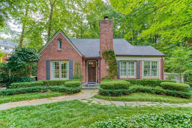 663 Amsterdam Ave, Atlanta, GA 30306 (MLS #8862399) :: Military Realty