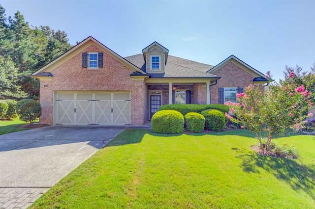 802 Golden Isles Dr, Loganville, GA 30052 (MLS #8862426) :: Buffington Real Estate Group
