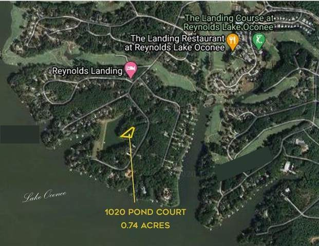 1020 Pond Ct, Greensboro, GA 30642 (MLS #8862741) :: Scott Fine Homes at Keller Williams First Atlanta