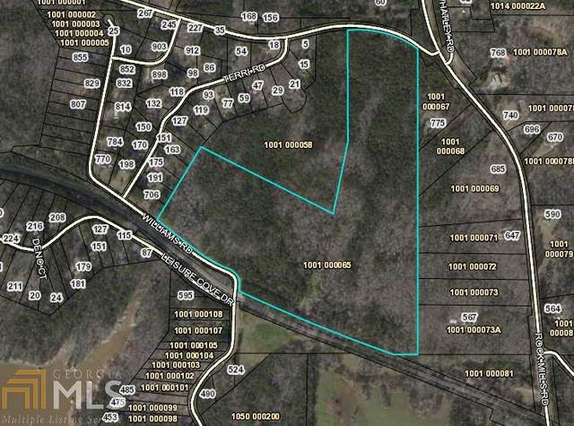 0 Holliday Rd, Lagrange, GA 30240 (MLS #8862974) :: The Heyl Group at Keller Williams