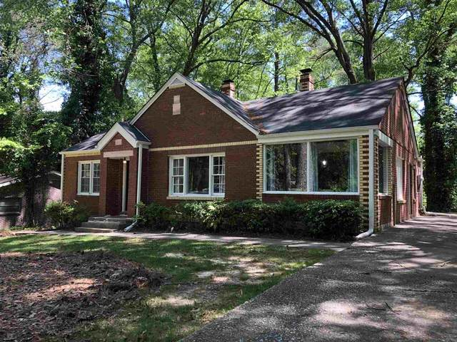 1598 Childress, Atlanta, GA 30311 (MLS #8863005) :: Rich Spaulding