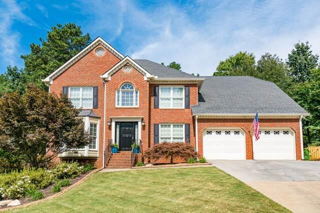5812 Fairwood Circle, Acworth, GA 30101 (MLS #8863117) :: Buffington Real Estate Group