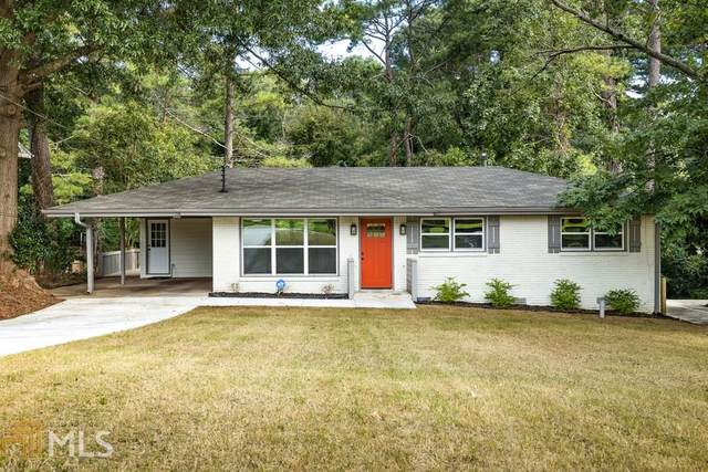 1884 Wee Kirk Road, Atlanta, GA 30316 (MLS #8863135) :: Military Realty