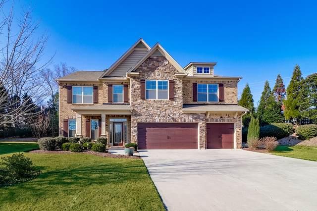 11215 Shelton Pl, Johns Creek, GA 30097 (MLS #8863210) :: Scott Fine Homes at Keller Williams First Atlanta