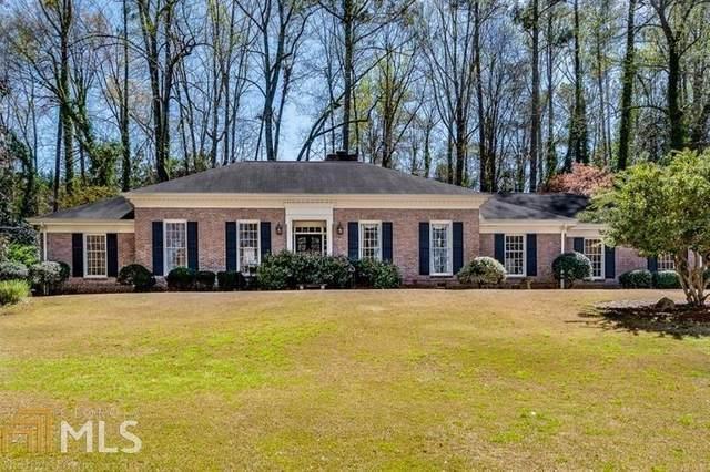 364 Glencastle Dr, Atlanta, GA 30327 (MLS #8863230) :: Tim Stout and Associates