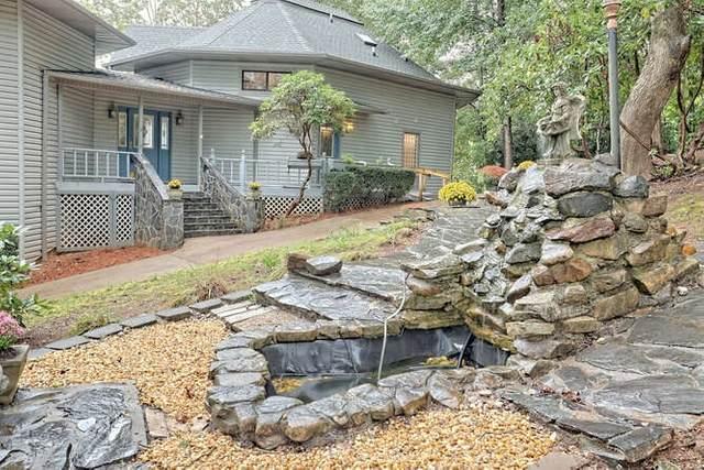 794 Ramey Mountain Rd, Hiawassee, GA 30546 (MLS #8863232) :: Keller Williams Realty Atlanta Partners