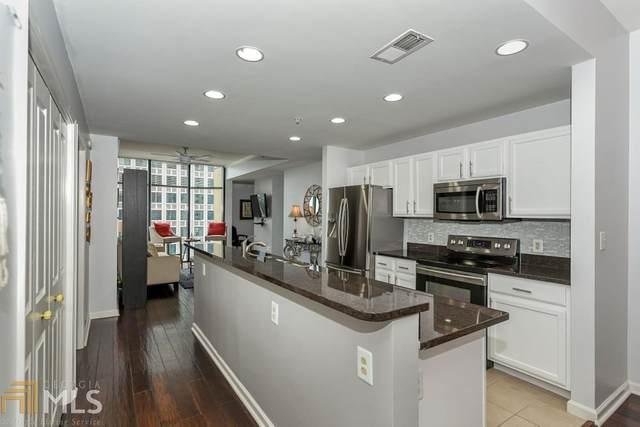 3040 Peachtree Rd #1115, Atlanta, GA 30305 (MLS #8863241) :: Anderson & Associates