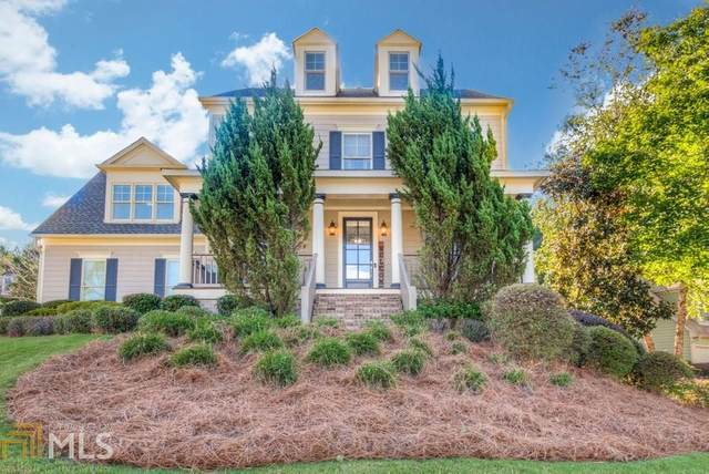 6411 Crown Forest Ct, Mableton, GA 30126 (MLS #8863274) :: Crown Realty Group