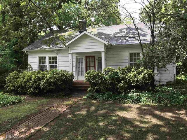 227 S Mcdonough St, Decatur, GA 30030 (MLS #8863278) :: Crown Realty Group