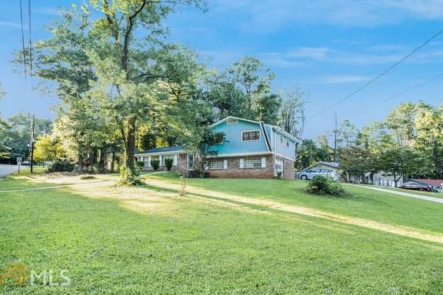 822 Dunleith Ct, Stone Mountain, GA 30083 (MLS #8863334) :: Keller Williams Realty Atlanta Partners