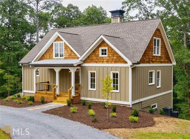 309 Lower Grandview Rd, Jasper, GA 30143 (MLS #8863404) :: Tim Stout and Associates