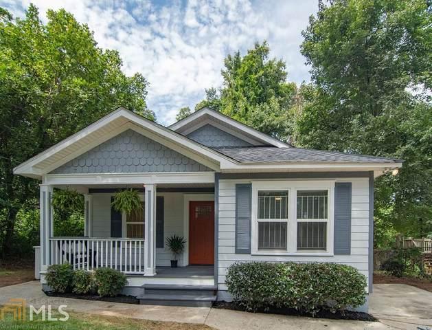 2043 Reynolds Drive Sw, Atlanta, GA 30315 (MLS #8863415) :: Buffington Real Estate Group