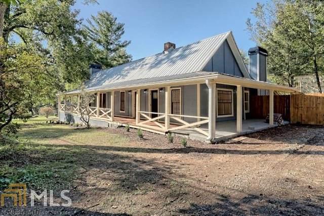 185 Darling Springs Rd, Mountain City, GA 30562 (MLS #8863462) :: Rich Spaulding
