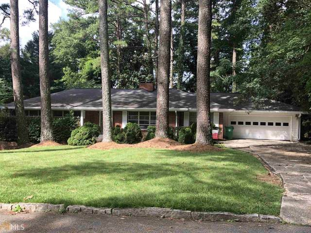 1962 Forest Green Dr Ne, Atlanta, GA 30329 (MLS #8863474) :: Military Realty