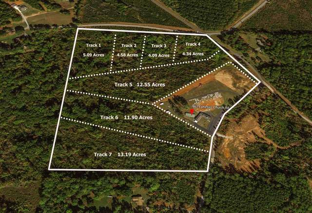 0 Shoemake Rd Tract 3, Carrollton, GA 30116 (MLS #8863628) :: Team Reign