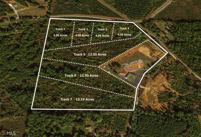 0 Happy Hill Rd Tract 6, Carrollton, GA 30116 (MLS #8863666) :: Team Reign