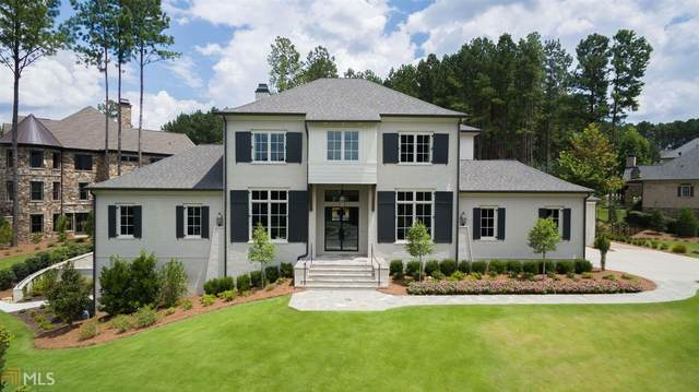 4855 Elkhorn Hill Dr, Suwanee, GA 30024 (MLS #8863684) :: The Durham Team