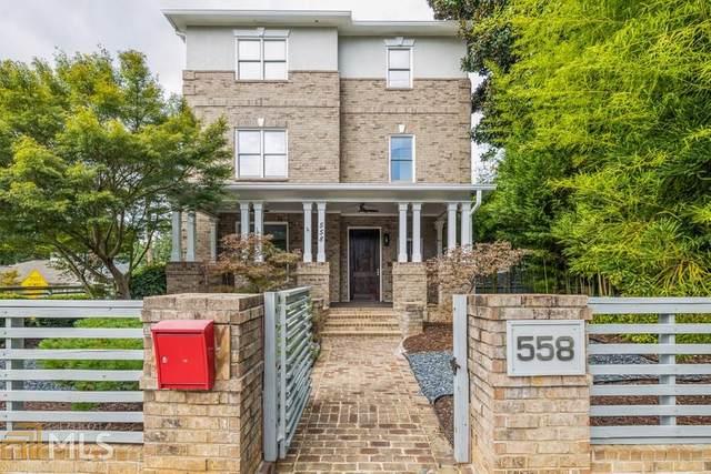 558 Highland Ave, Atlanta, GA 30312 (MLS #8863690) :: Athens Georgia Homes