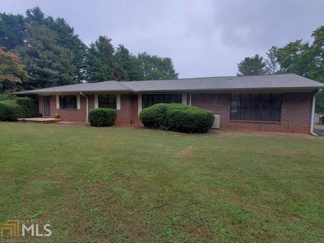4804 Flat Creek Road, Oakwood, GA 30566 (MLS #8863826) :: Tim Stout and Associates