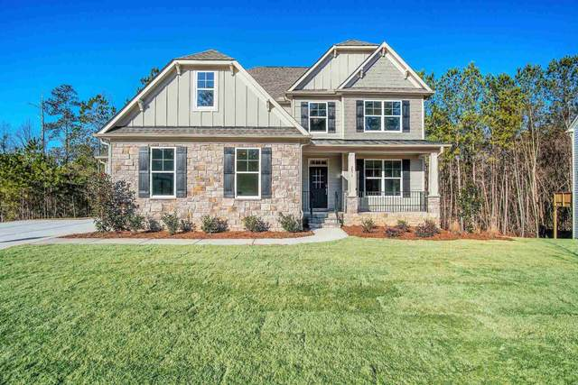 5341 Summer Oak Ln #35, Buford, GA 30518 (MLS #8863848) :: Crown Realty Group