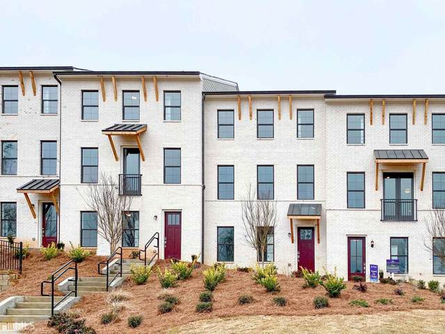 6005 Saffron Way #33, Roswell, GA 30076 (MLS #8863942) :: Athens Georgia Homes