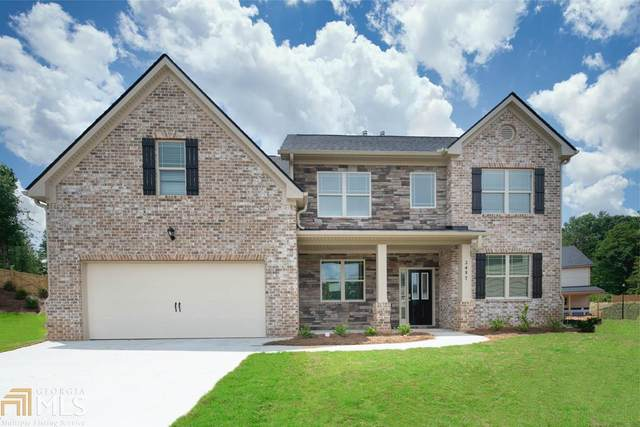 555 Rose Hill Ln #11, Lawrenceville, GA 30044 (MLS #8863969) :: Crown Realty Group