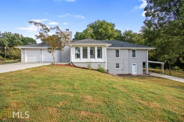 572 N Thomas Lane, Smyrna, GA 30082 (MLS #8863983) :: The Heyl Group at Keller Williams