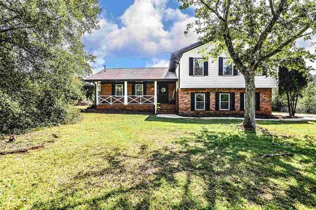 760 Hood Ave, Fayetteville, GA 30214 (MLS #8864038) :: The Heyl Group at Keller Williams