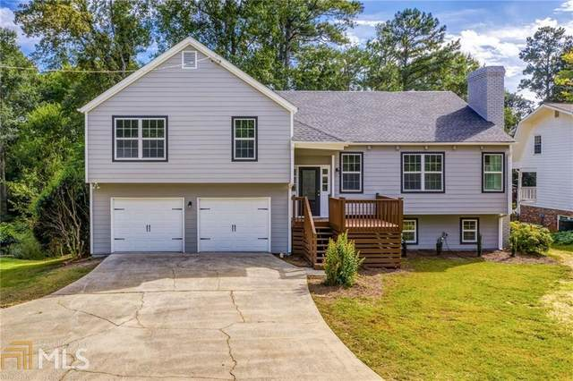 2914 Dellinger Dr, Marietta, GA 30062 (MLS #8864075) :: Crown Realty Group