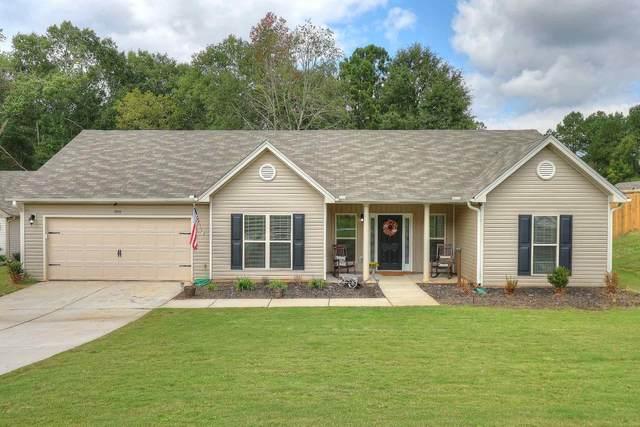 1001 Double Tree Drive, Monroe, GA 30655 (MLS #8864093) :: The Heyl Group at Keller Williams