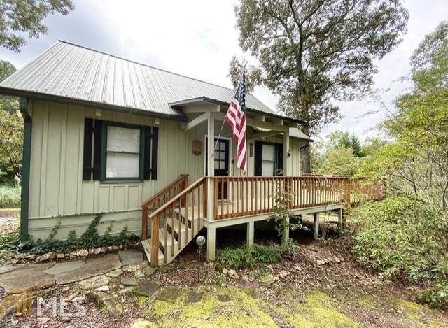 336 Mill Run Rd., Sautee Nacoochee, GA 30571 (MLS #8864118) :: Military Realty