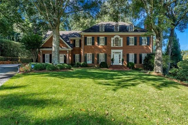 93 Blackland Ct, Atlanta, GA 30342 (MLS #8864201) :: Crown Realty Group