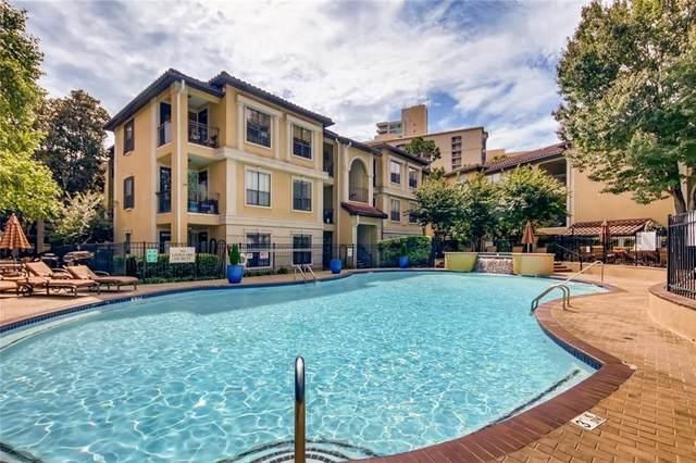 3777 Peachtree Rd #1105, Atlanta, GA 30319 (MLS #8864302) :: Crown Realty Group