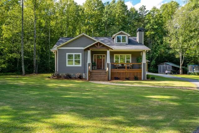 3800 State Highway 17, Clarkesville, GA 30523 (MLS #8864312) :: Rich Spaulding