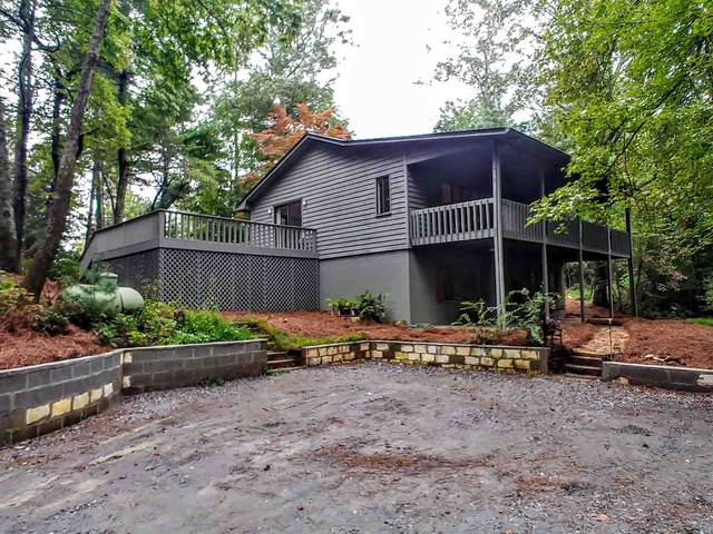 181 Hester Gap Rd, Cleveland, GA 30528 (MLS #8864420) :: Crown Realty Group